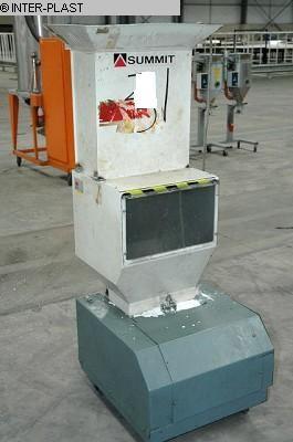 gebrauchte Zerkleinerungsanlagen Schneidmühlen MORETTO (SUMMIT) ML 14/30