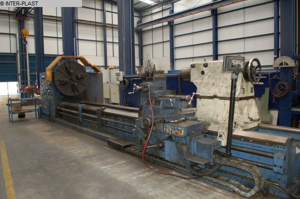 used Lathes lathe-conventional-electronic ECHEA B-800