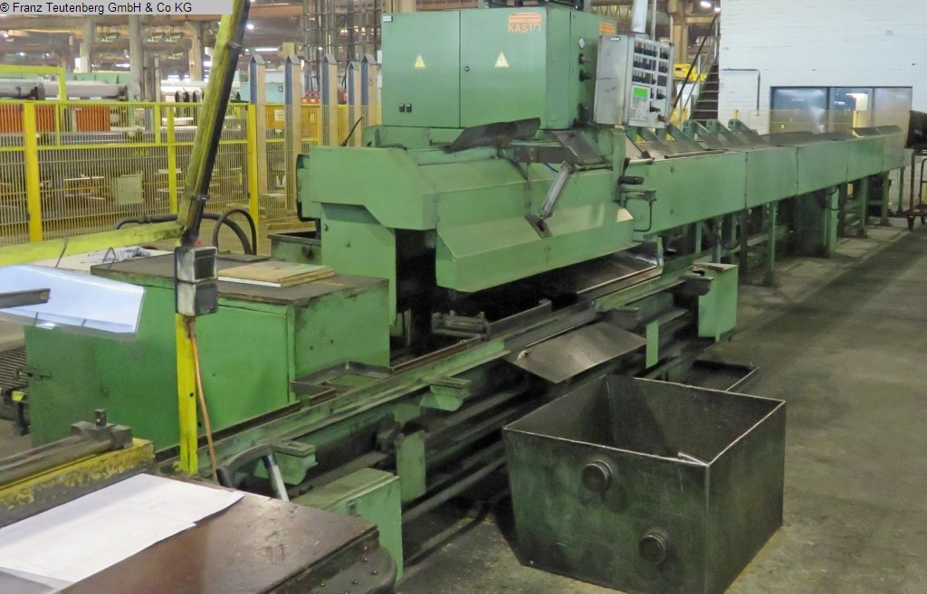 used Circular Sawing Machine - Automatic KASTO WAC 70
