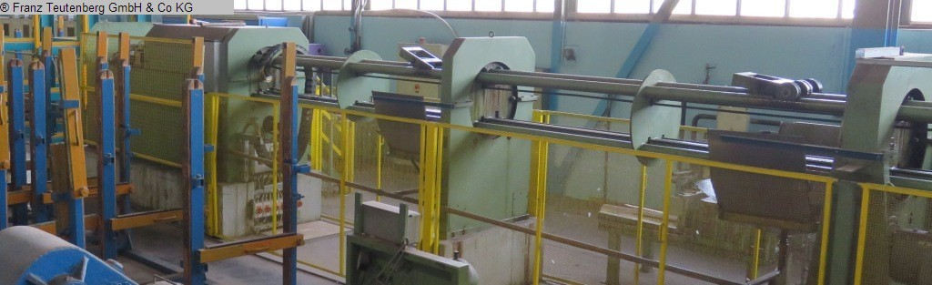 used Tube Drawing Machine Haginger 250/3