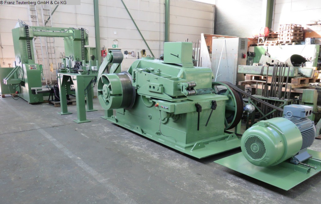 used  Wire Drawing Machine HERBORN HG 10
