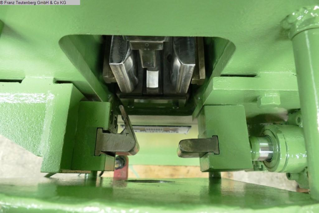 gebrauchte Faltangelpressen KROLLMANN HRA 30/20-3