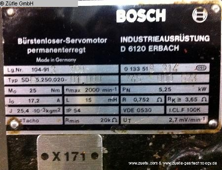 Photo 2  BOSCH Servomotor SD B5.