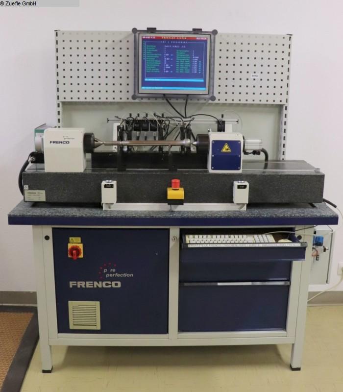Otras máquinas de medición usadas FRENCO URM-R HGA