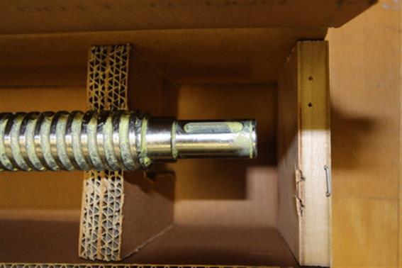 gebrauchte Ersatzteile INDEX Z1 Achse / G300