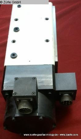 gebrauchte Hochfrequenzspindel JUKOMET 60606003