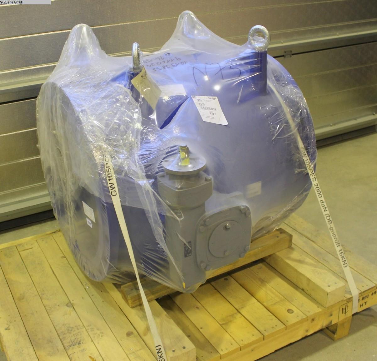 gebrauchte Maschinenzubehör Hydraulikaggregat VAG RIKO DN600 PN10