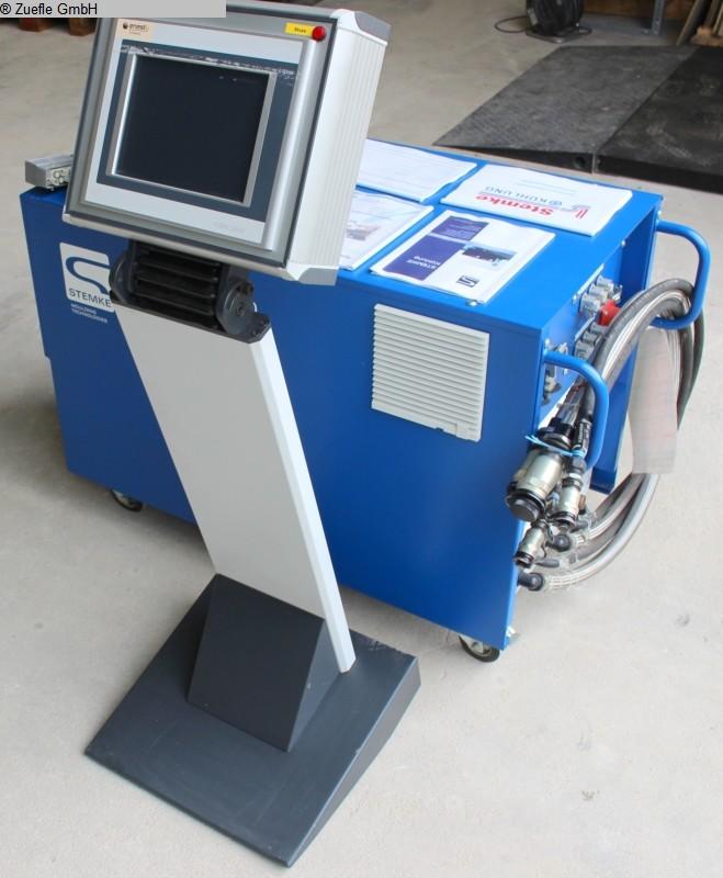 gebrauchte Maschinenzubehör Kühlmittelanlage STEMKE SK 7000