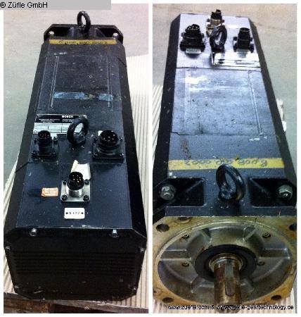 gebrauchte Maschinenzubehör etc. Motor BOSCH Servomotor SD B5.