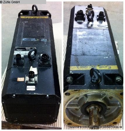 used Other accessories for machine tools Motor BOSCH Servomotor SD B5.