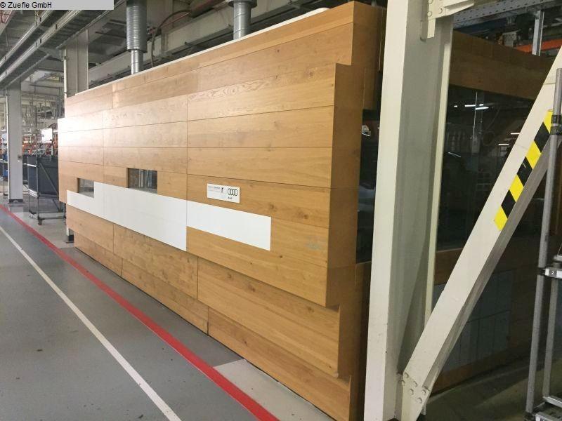 gebrauchte Sondermaschinen Container Universitaet Rosenheim Designer-Pavillon