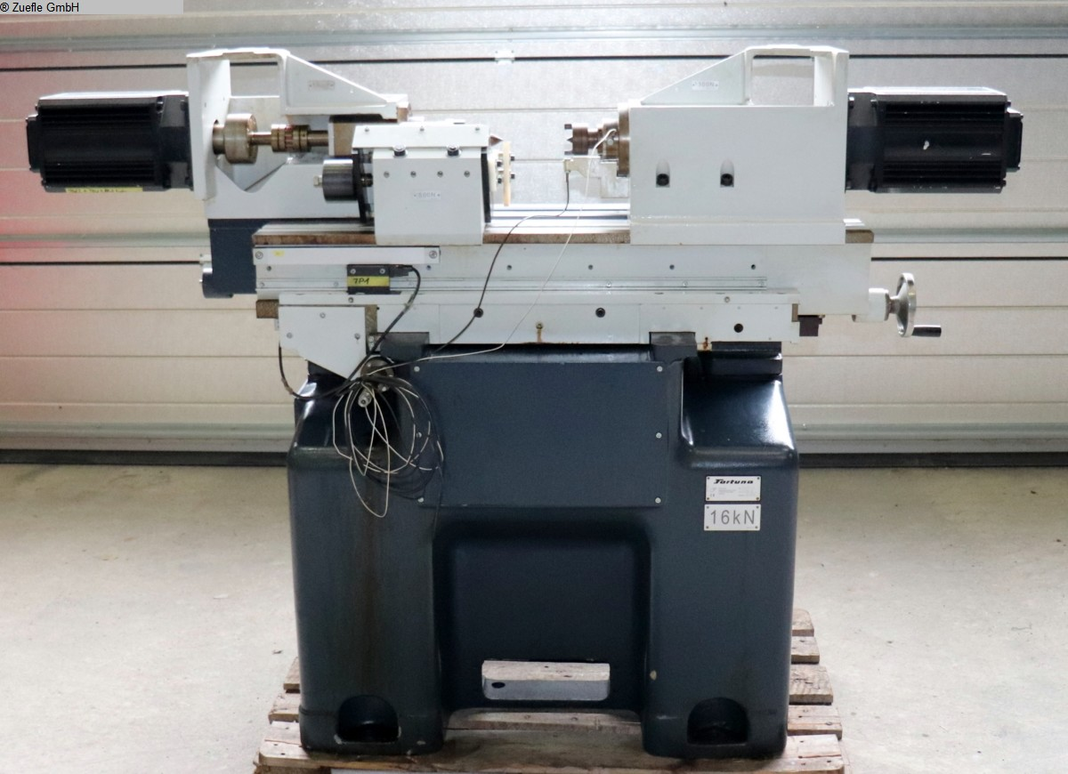 used Gear Noise under Load Testing Machine HURTH ZP 300