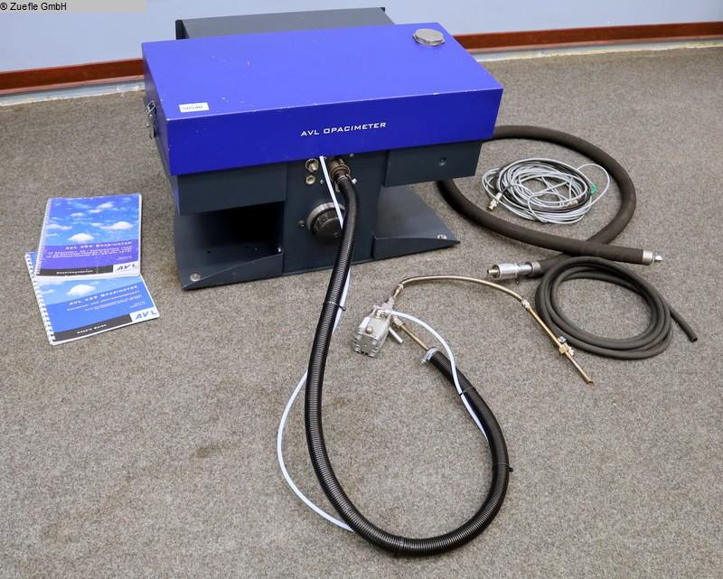 gebrauchte  Messsystem AVL 4390 G004