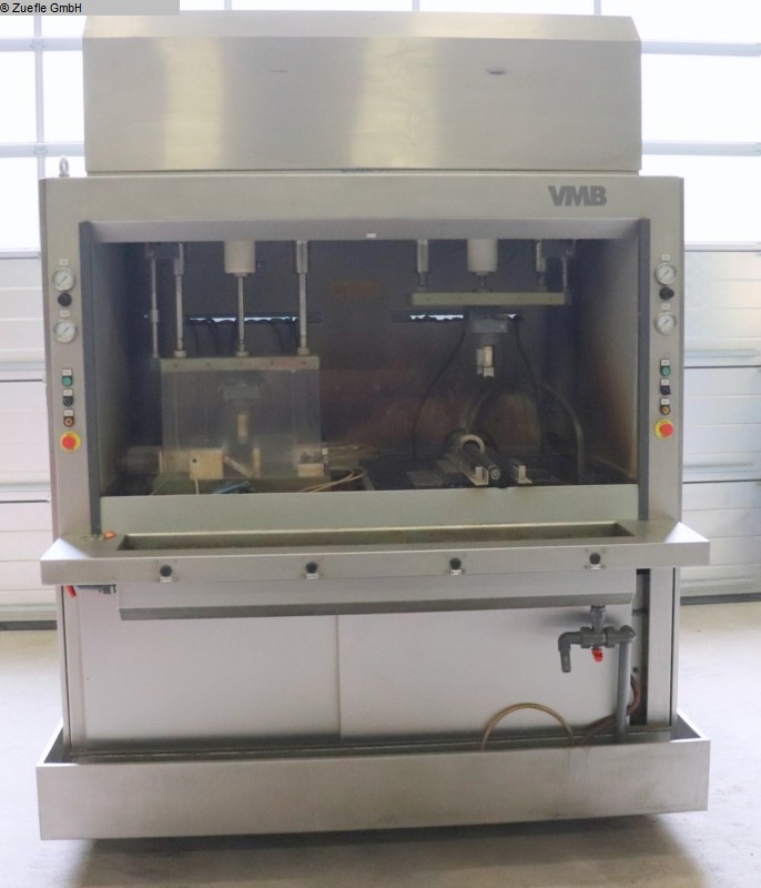 used  Deburring Machine VMB VMB ECM 1000-24-2K