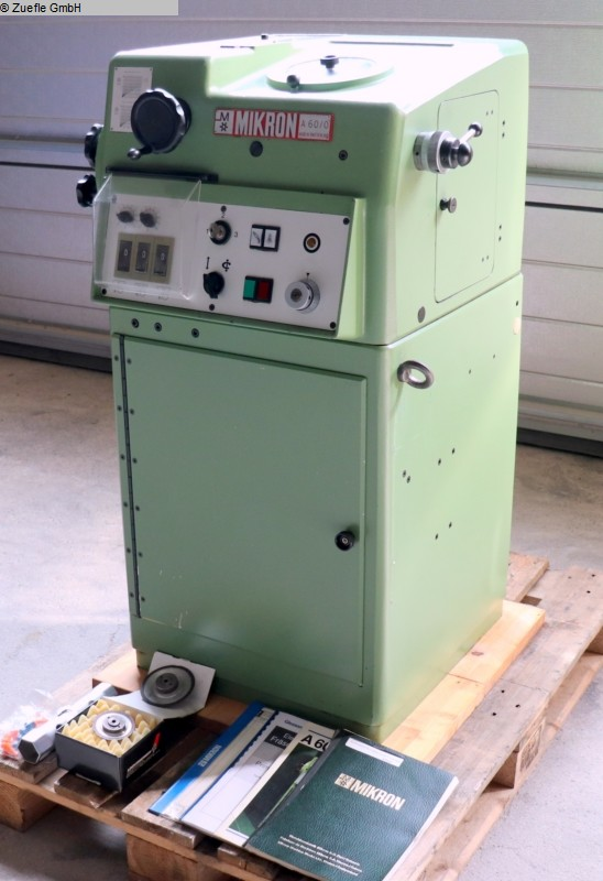 used  Sharpening Machine MIKRON A60