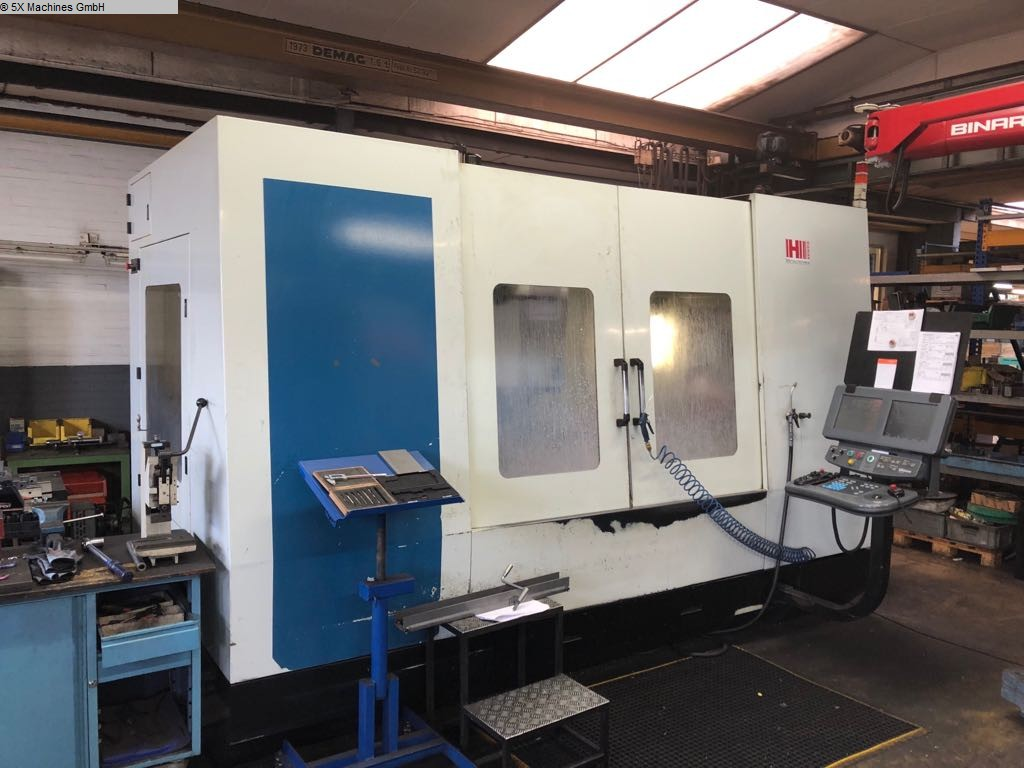 used machine Machining Center - Universal HURCO VMX 64