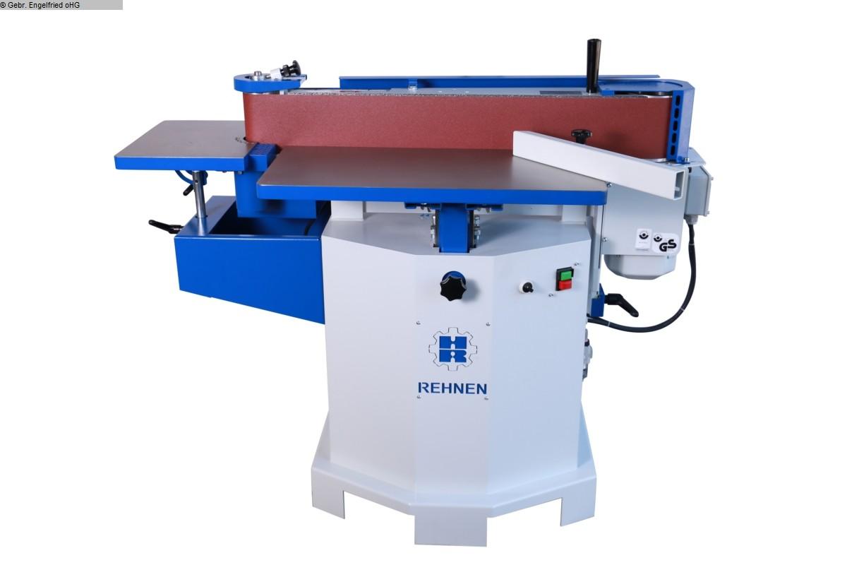 gebrauchte Maschine Kantenschleifmaschine REHNEN R 1