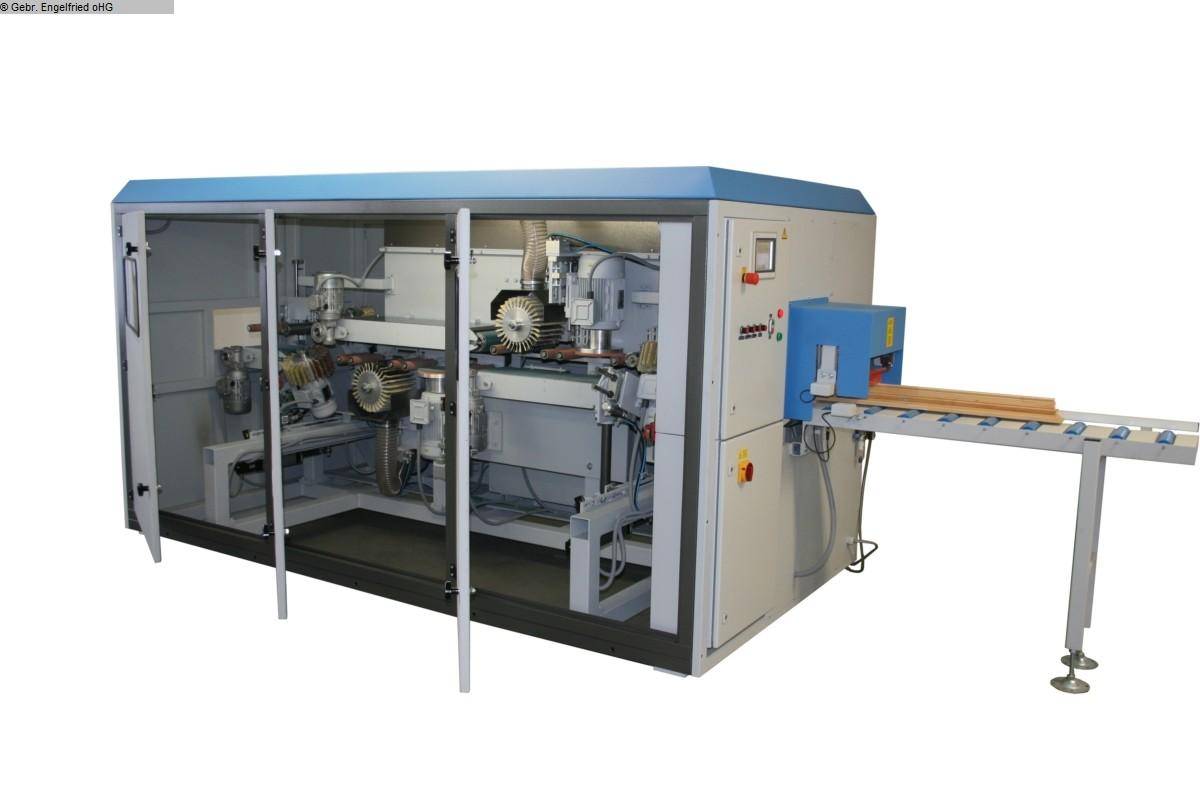 gebrauchte Maschine Schleifmaschine LÖWER Leistomat SD Video