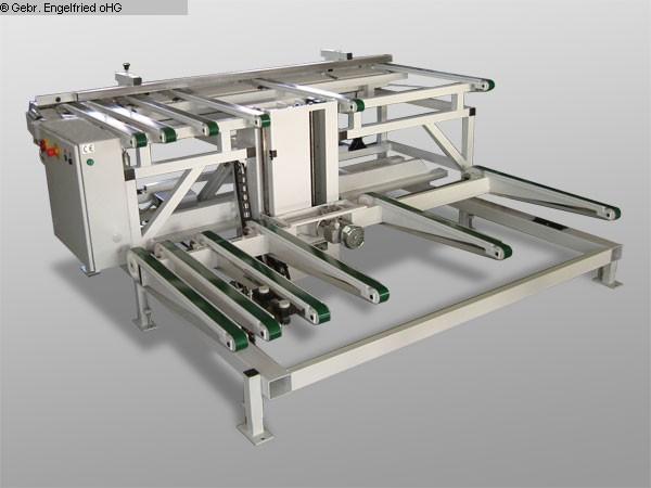 production de fenêtre occasion: Système de transport en bois HABERKORN Beladefoerderer - Vidéo