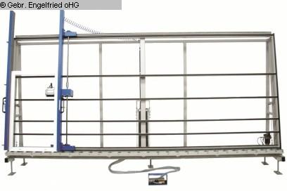 gebrauchte Fensterfertigung: Holz Verglasungs- und Kontrollpresse RUCHSER RU-VGP3