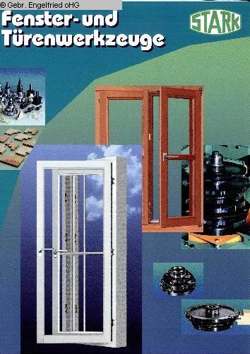 gebrauchte Fensterfertigung: Holz Fensterwerkzeuge STARK IV78/78 Holz