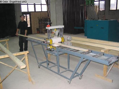 gebrauchte Furnieren, Pressen, Leimen, Kleben Leimauftragsmaschine TRIMWEX GA-DT-300-V1.5-D1.5