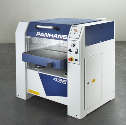 gebrauchte Dickenhobelmaschine PANHANS 436 Easy Drive