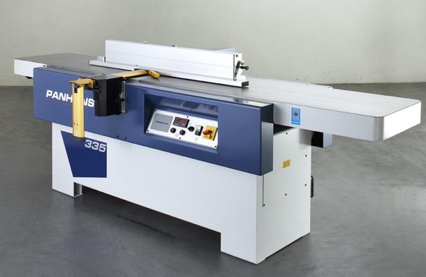 gebrauchte  Abrichthobelmaschine PANHANS 334-A / 335-A / 336-A
