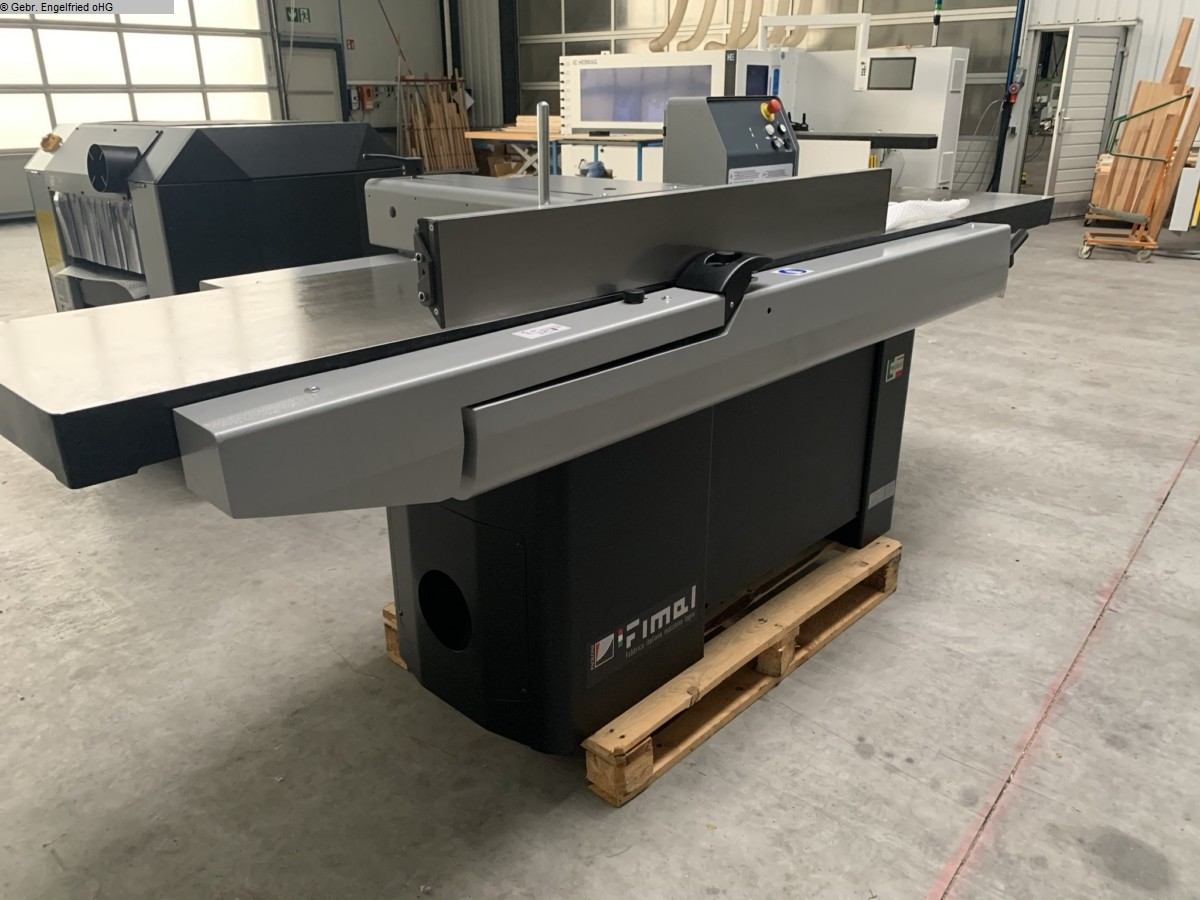 used  Surface planer FIMAL PF 530 N Partnership Edition
