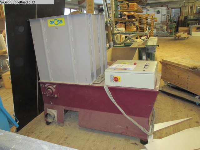 used Chip and dust extracting systems Hogger GROSS GAZ 62