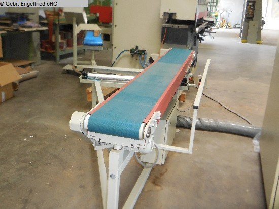 gebrauchte Holzbearbeitungsmaschinen Transportanlage WEINIG DEF 25