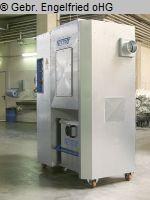 gebrauchte Entsorgung, Lufttechnik, Absaugen, Zerkleinern, Brikettieren Entstauber NESTRO NE 160 plus