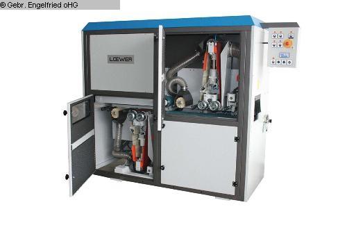 gebrauchte Fensterfertigung: Holz Schleifmaschine LÖWER DSM 2000