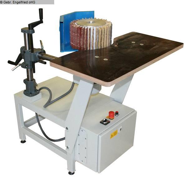 gebrauchte Fensterfertigung: Holz Schleifmaschine LÖWER MiniSpin N