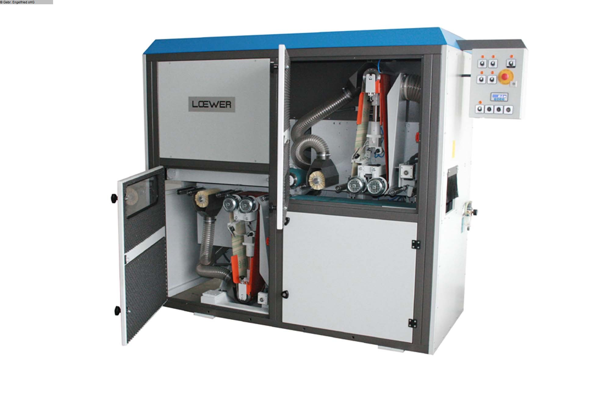 gebrauchte Fensterfertigung: Holz Schleifmaschine LÖWER DSM 3000