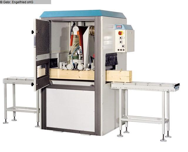 gebrauchte Fensterfertigung: Holz Schleifmaschine LÖWER HBS 402