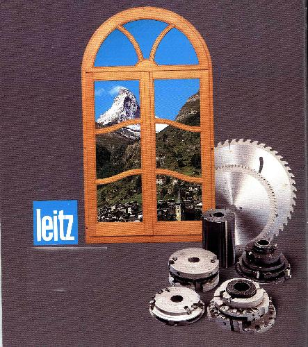 used Tool for window production LEITZ IV68/78/88Holz-Holz/Alu