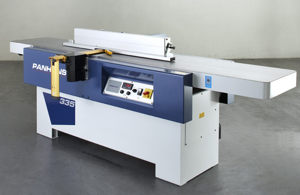 used Surface planer PANHANS 334-A / 335-A / 336-A