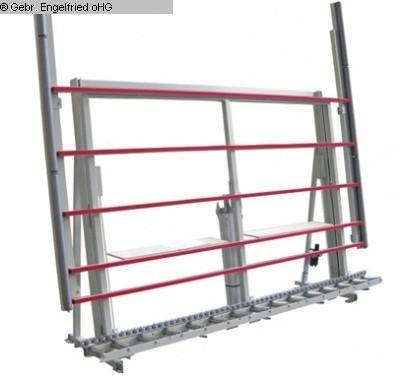 Producción de ventanas usadas: Estación de ensamblaje de madera RUCHSER RU-S1