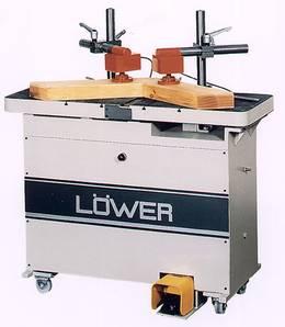 б / у Оконное производство: дерево Fingerjoint press LÖWER MZP 1