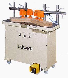 б / у Оконное производство: дерево Fingerjoint press LÖWER MZP 2