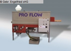 used Window spraying plant FINITURE Pro Flow _Impraegnieranlage