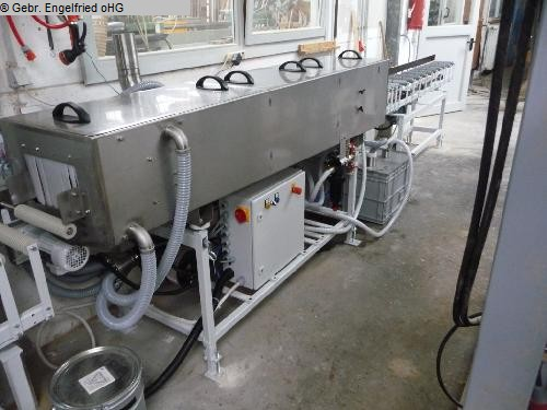 used Window spraying plant NEUMANN Impraegnieranlage IP 340 G