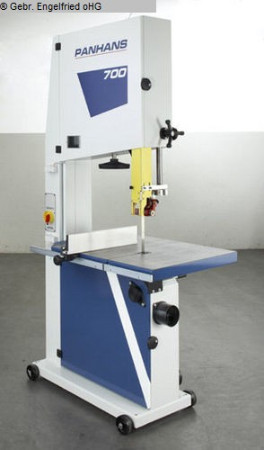used Woodworking Band saw PANHANS BSB 700