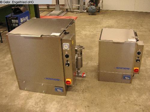 lavadora usada de la herramienta de la carpintería EMSA ROTATHERM Mini