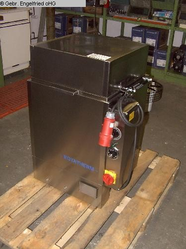 lavadora usada de la herramienta de la carpintería EMSA ROTATHERM mini fuer HSK