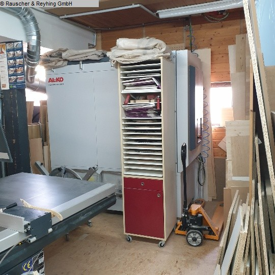 used Chip and dust extracting systems Clean air extraction system AL-KO PU 250 P