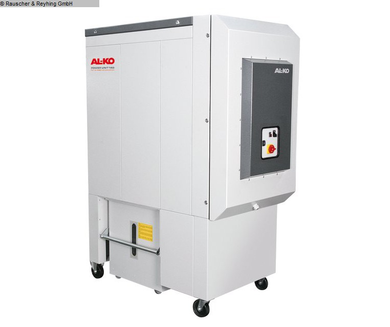 used Chip and dust extracting systems Clean air extraction system AL-KO Power Unit 160 P(AB KW 2/22)