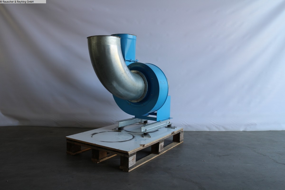 used Chip and dust extracting systems Fan WEGO W 300/300