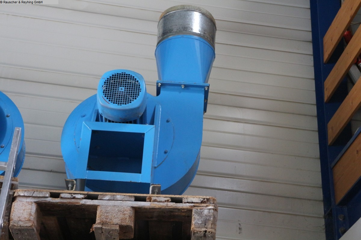 used Chip and dust extracting systems Fan WEGO 300